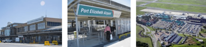 Lost found airport Port Elizabeth