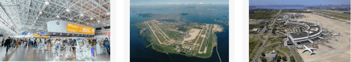 Lost and found airport Rio de Janeiro Galeao