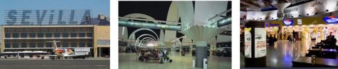 Lost found airport Seville