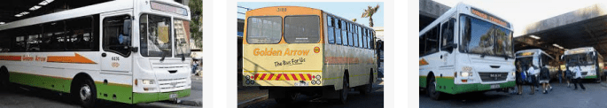 Lost found bus Cape Town