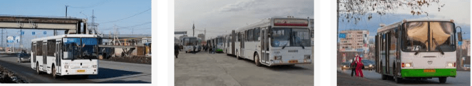 Lost and found bus Chelyabinsk