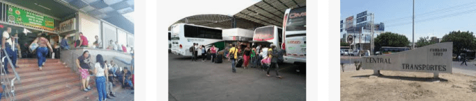 Lost and found bus cucuta