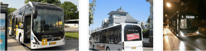 Lost found bus Differdange
