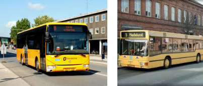 Lost found bus Esbjerg