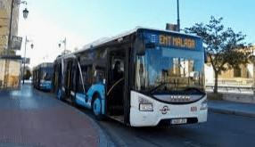 Lost found bus Malaga