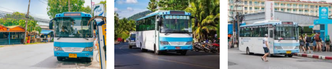 Lost found bus Phuket