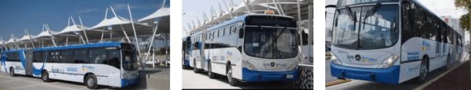 Lost and found bus Puebla