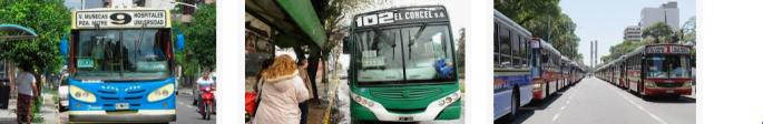 Lost and found bus San Miguel de Tucuman