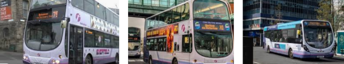 Lost found bus Sheffield