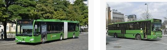 Lost found bus Stavanger