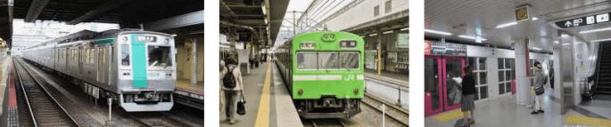 Lost found metro Kyoto
