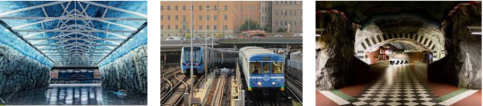 Lost found metro Stockholm