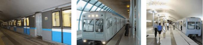 Lost and found subway Kazan