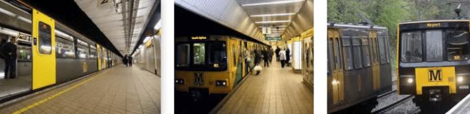 Lost found subway Newcastel