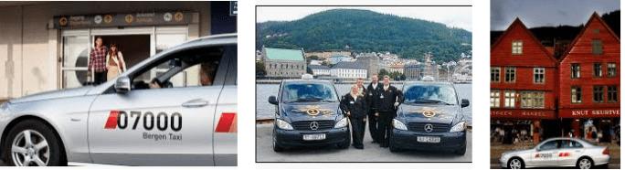 Lost found taxi Bergen