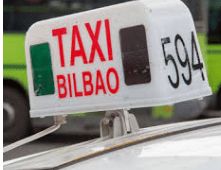 Lost found taxi Bilbao