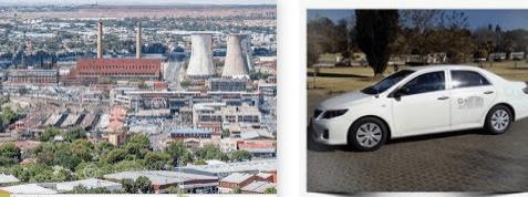 Lost found taxi Bloemfontein