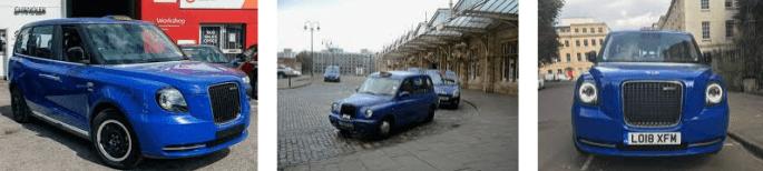 Lost found taxi Bristol