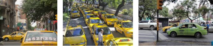 Lost and found taxi Cordoba