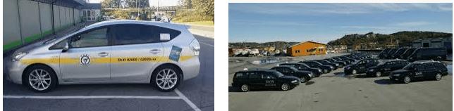 Lost found taxi Fredrikstads