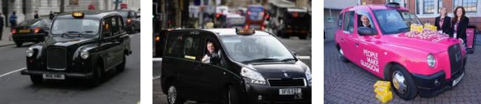 Lost found taxi Glasgow