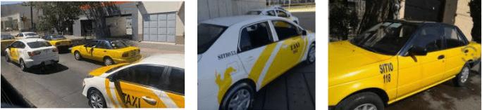 Lost and found taxi Guadalajara