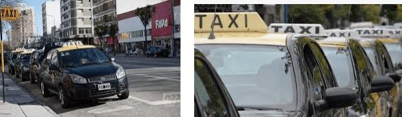 Lost and found taxi Mar del plata
