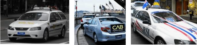 Lost found taxi Sydney