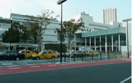 Lost found train station Kawasaki