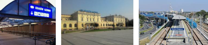 Lost found train station Krakow