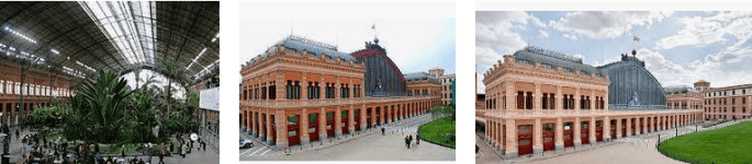 Lost found train station Madrid