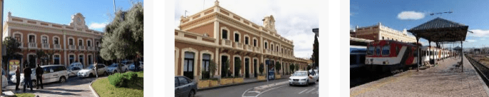 Lost found train station Murcia