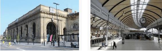 Lost found train station Newcastle