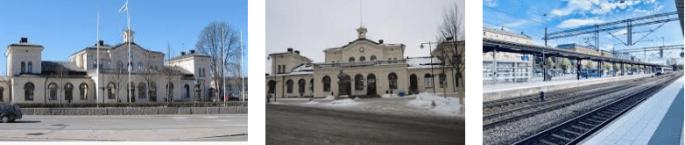 Lost found train station Orebro
