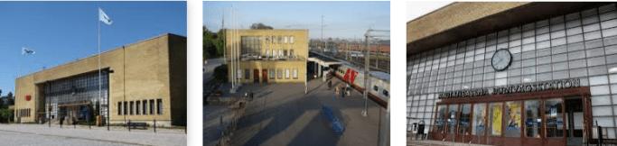 Lost found train station Turku