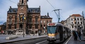 Lost found tramway Anderlecht