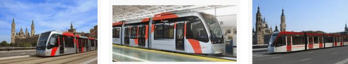 Lost found tramway zaragoza