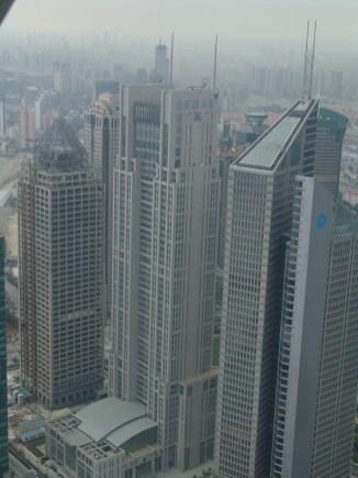 Hochhäuser in Pudong