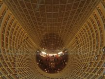 Atrium des Grand Hyatt Hotels
