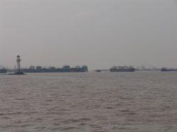 Yangtze-Mündung