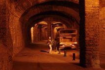 Unterirdisches Straßennetz von Guanajuato