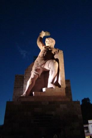 Monumento a El Pípila