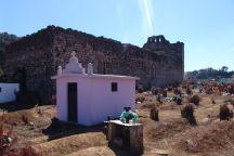 Friedhof von San Juan Chamula