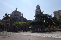 Zócalo mit Kathedrale