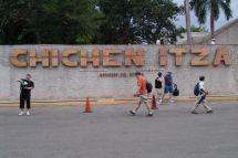 Eingang von Chichén Itzá
