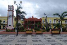 Plaza Mayor von San Miguel de Cozumel