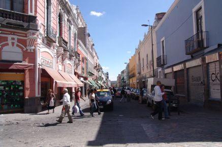 Irgendwo in Puebla