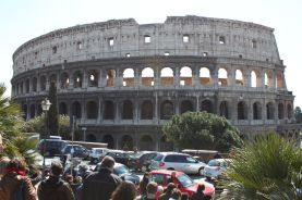 Kolosseum - Amphitheatrum Flavium