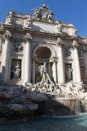 Fontana di Trevi (Trevi-Brunnen)