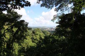 Blick vom Mirador im Parque Natural Metropolitano